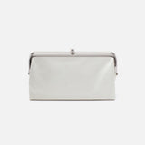 Latte Lauren Clutch Wallet  Hobo