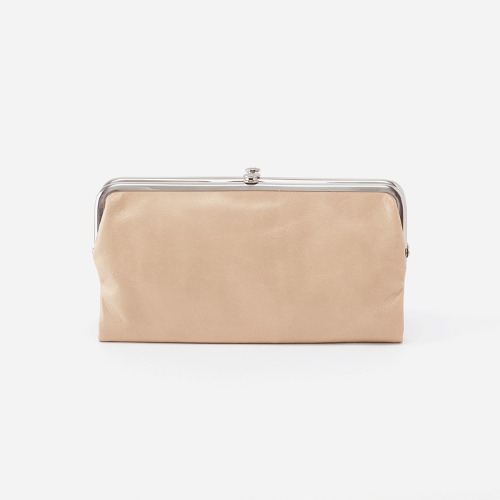 Parchment Lauren Clutch Wallet  Hobo