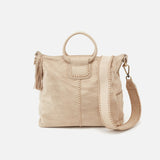 Buffed Gold Sheila Large Satchel  Hobo
