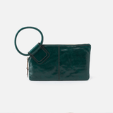 Emerald Sable Wristlet  Hobo