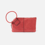 Tea Rose Sable Wristlet Hobo