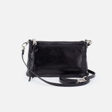 Black Cadence Crossbody  Hobo