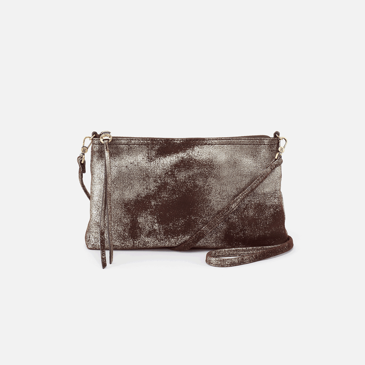 Heavy Metal Darcy Crossbody  Hobo