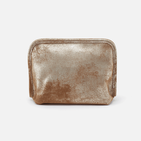 Gilded leaf  Hobo Cosmetic Pouch