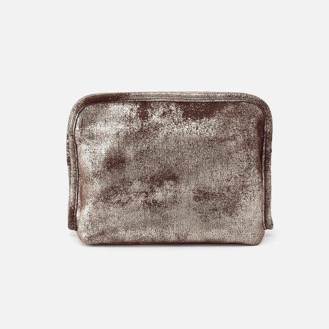 Heavy Metal  Hobo Cosmetic Pouch