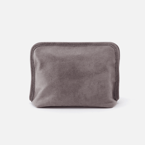 Titanium  Hobo Cosmetic Pouch