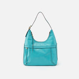 Aqua Fortune Shoulder Bag  Hobo