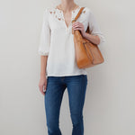 Honey Fortune Shoulder Bag Hobo