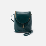 Emerald Fern Crossbody  Hobo