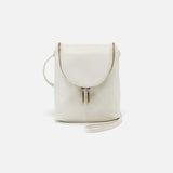 Latte Fern Crossbody  Hobo