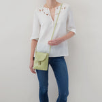 Seamist Fern Crossbody Hobo