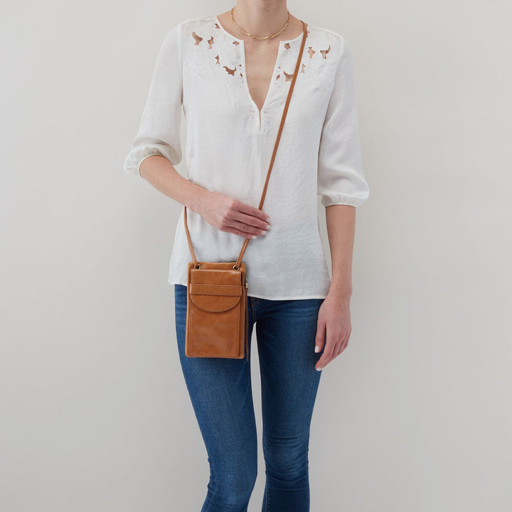Honey Agile Crossbody  Hobo