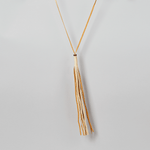 Fringe Mala Necklace