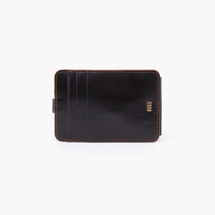 Access Black Leather Credit Card Wallet