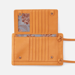 Agile Butterscotch Leather Crossbody