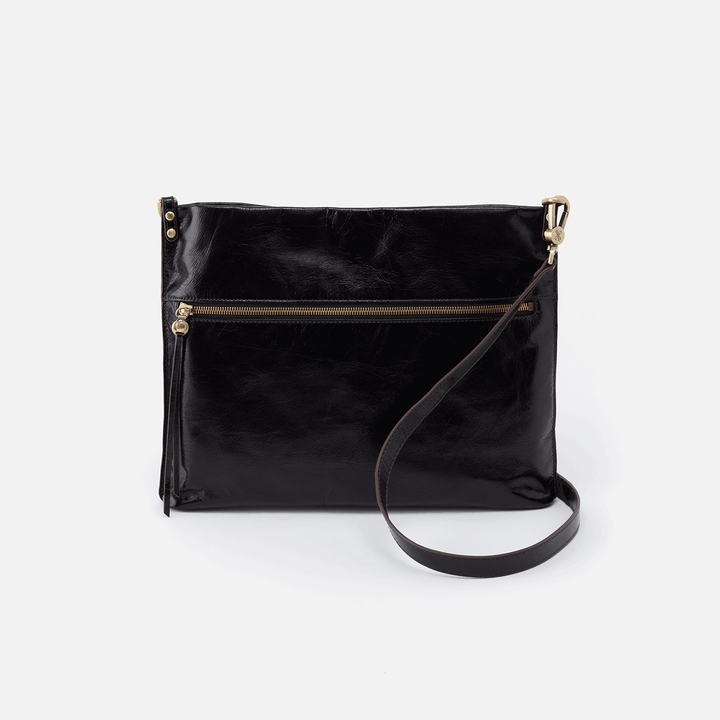 Approach Black Leather Crossbody