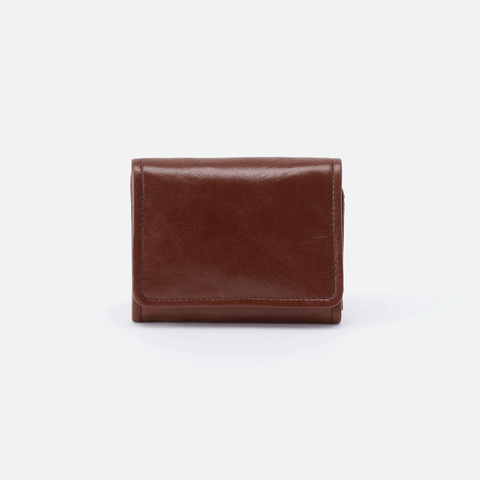 Ara Brown Leather Small Wallet
