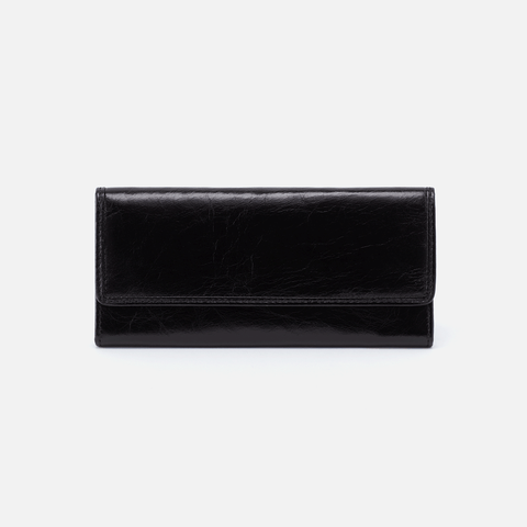 Ardor Black Leather Wallet