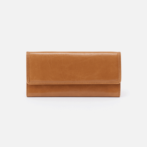 Ardor Honey Leather Wallet