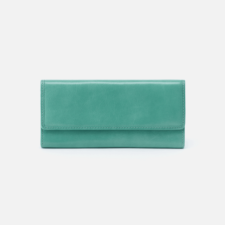 Ardor Seafoam Leather Wallet