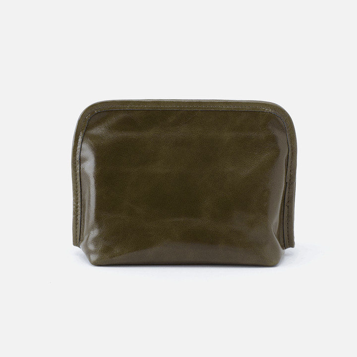 Beauty Green Leather Organizer