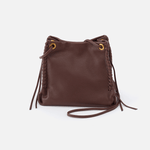 Bolero Brown Leather Small Crossbody