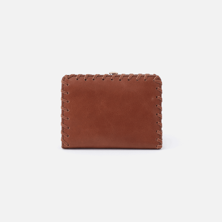 Brin Brown Leather Wallet