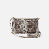 Cadence Print Leather Convertible Crossbody