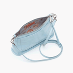 Whisper Blue Cadence Crossbody Hobo