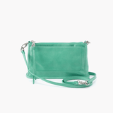 Mint Cadence Crossbody  Hobo