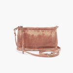 Cadence Print Leather Small Crossbody