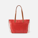 Cecily  Rio Leather Shoulder Bag