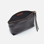 Collect Black Leather Pouch