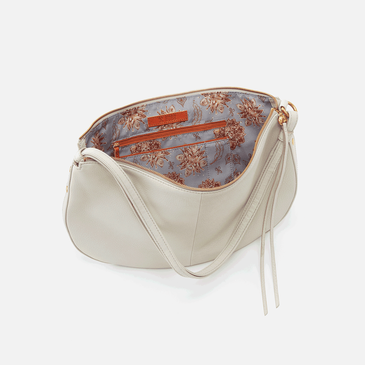Cosmo Dew Leather Crossbody