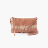 Darcy Desert Tie Dye Leather Small Crossbody