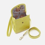 Doggone Lemongrass Leather Dog Leash