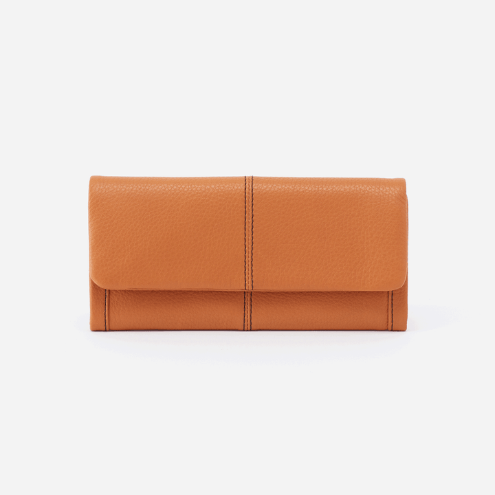 Whiskey Wonder Wallet  Hobo  Velvet Pebbled Leather
