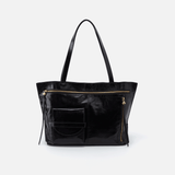 Edition Black Leather Tote
