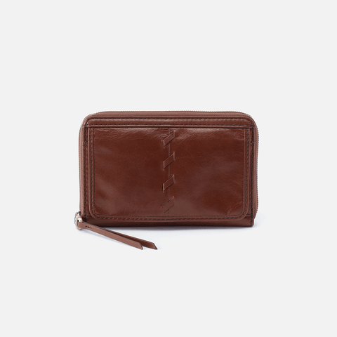 Elm Brown Leather Wallet