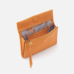 Ember Butterscotch Leather Wallet