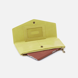 Esprit Lemongrass Leather Wallet