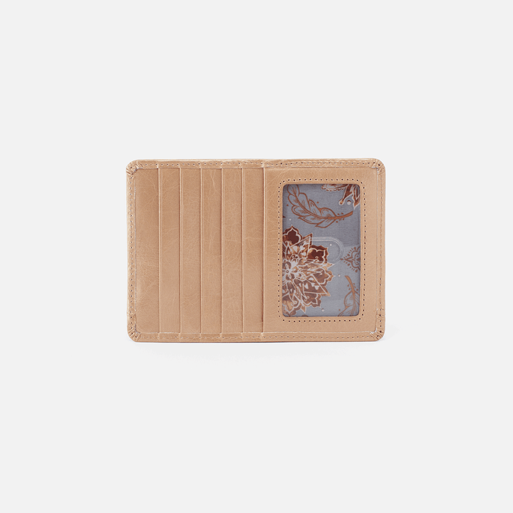 Gold Dust Euro Slide Card Case  Hobo
