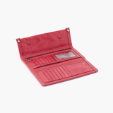 Fable Pink Leather Large Wallet