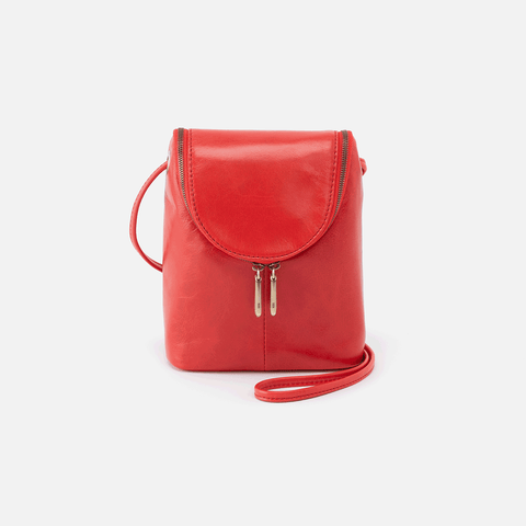 Fern Rio Leather Crossbody