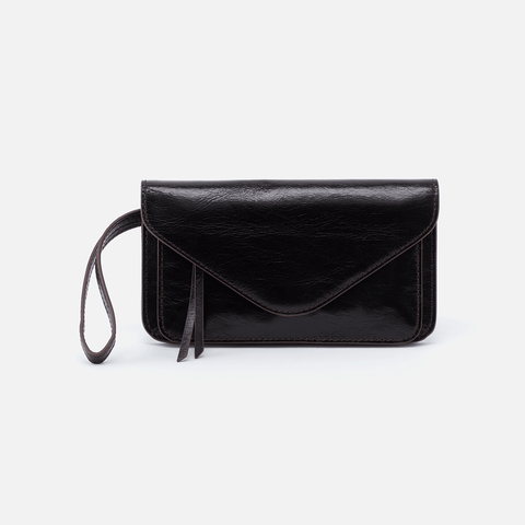 Ford Black Leather Wallet