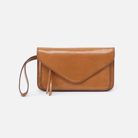 Ford Honey Leather Wallet