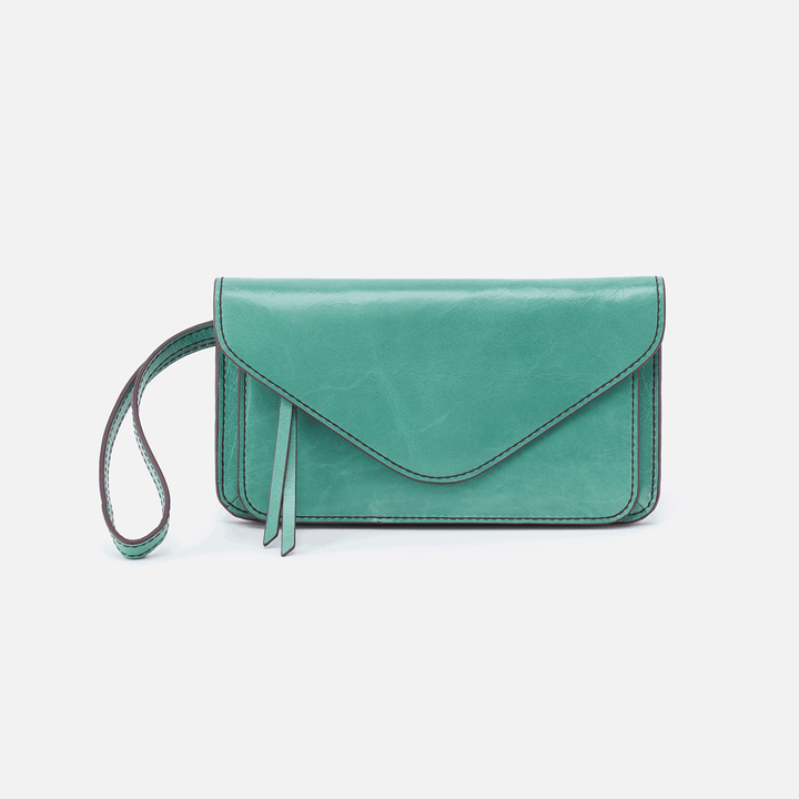 Ford Seafoam Leather Wallet