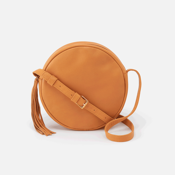 Groove Butterscotch Leather Crossbody