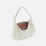 Illumin Latte Leather Hobo
