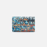 Summertime Abstract Jill Trifold Wallet  Hobo